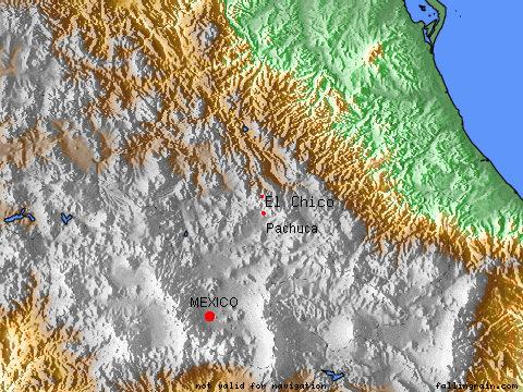 Information On Paso Del Macho Mexico